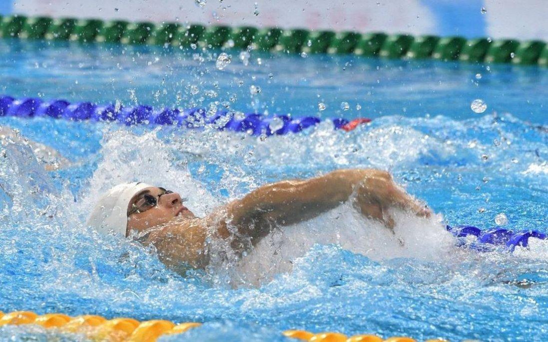 Українець Крипак став 10-разовим чемпіоном Паралімпійських ігор