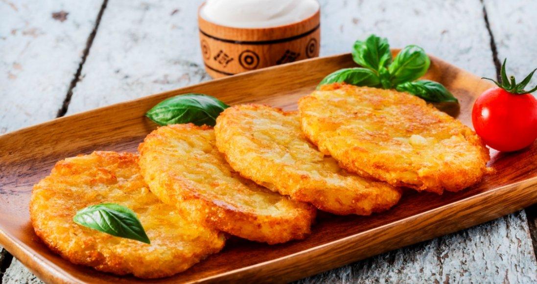 «Цю страву люблять не тільки в Україні»: рецепт  дерунів від Ектора Хіменеса-Браво