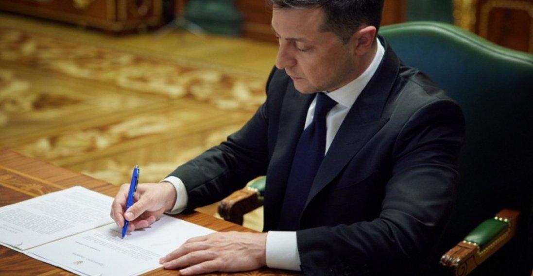 Володимир Зеленський підписав указ про соцгарантії військовим: подробиці