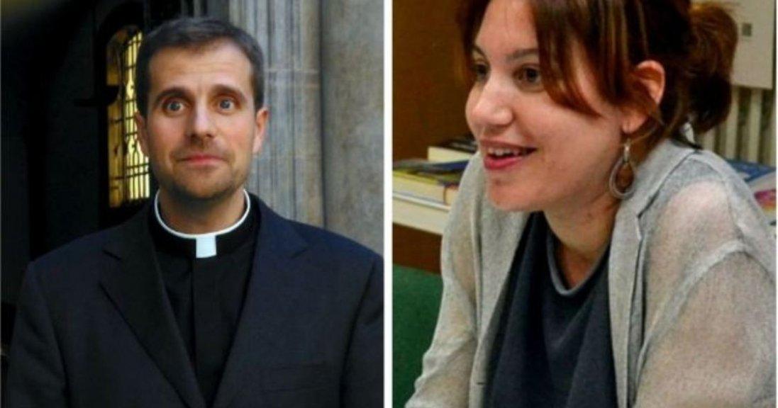 В Іспанії священник планує одружитись із  сатаністкою, яка пише еротичні романи