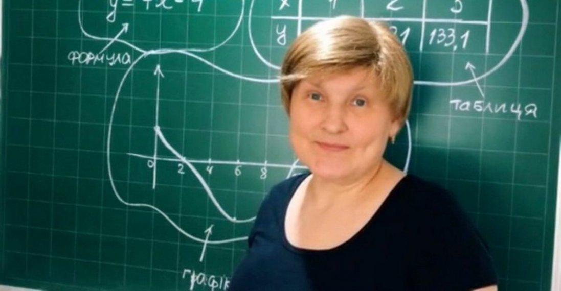 Вчителька з Нововолинська викладає математику у TikTok