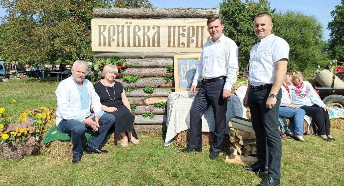 На Цуманщині відбувся фестиваль «Криївка Перця»