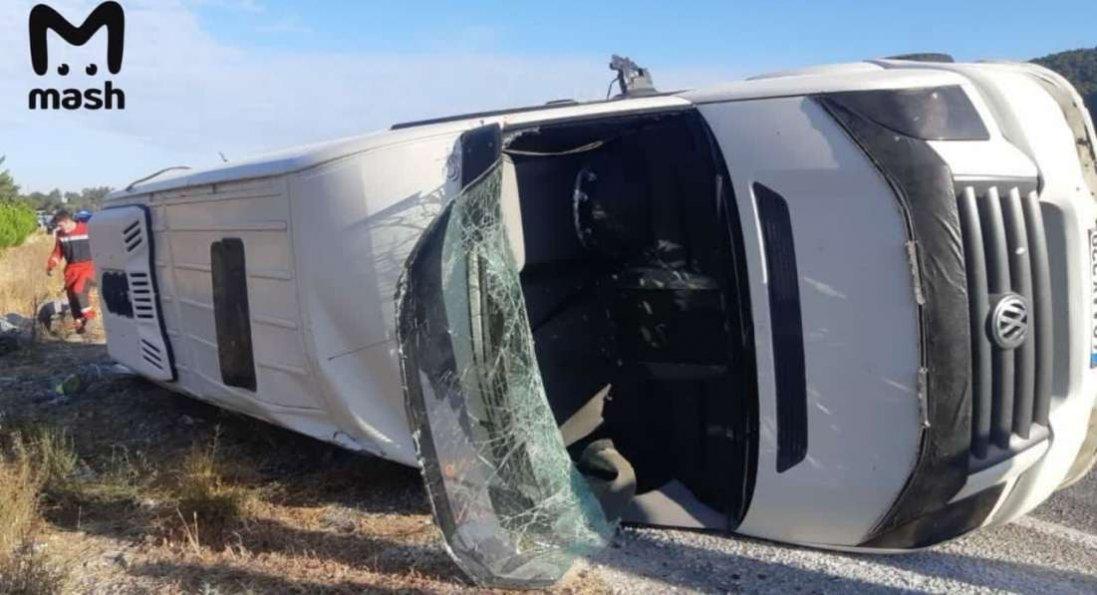 У Туреччині в ДТП постраждало 35 українських туристів
