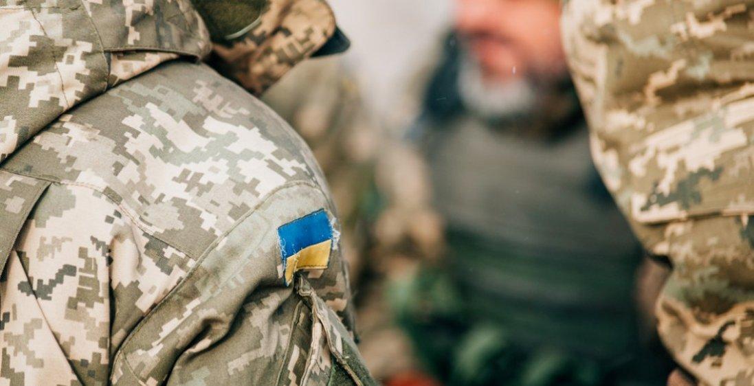 У районі Пісків окупанти поранили українського бійця
