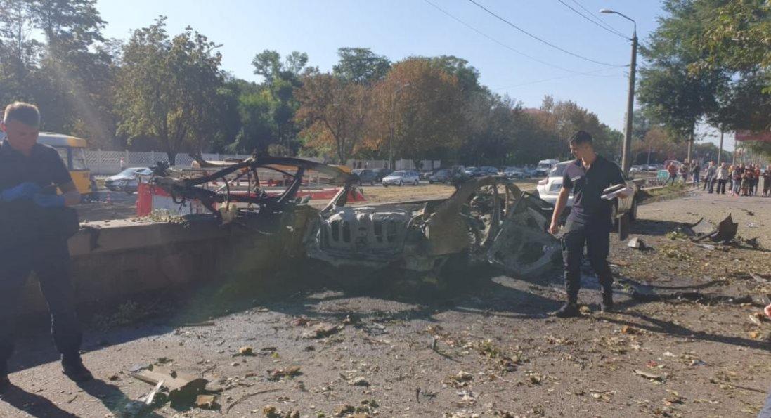 Вибух авто у Дніпрі: що відомо про загиблих