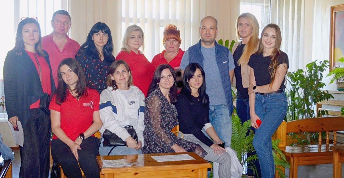 Донором бути модно: команда Володимир-Волинської птахофабрики здавала кров