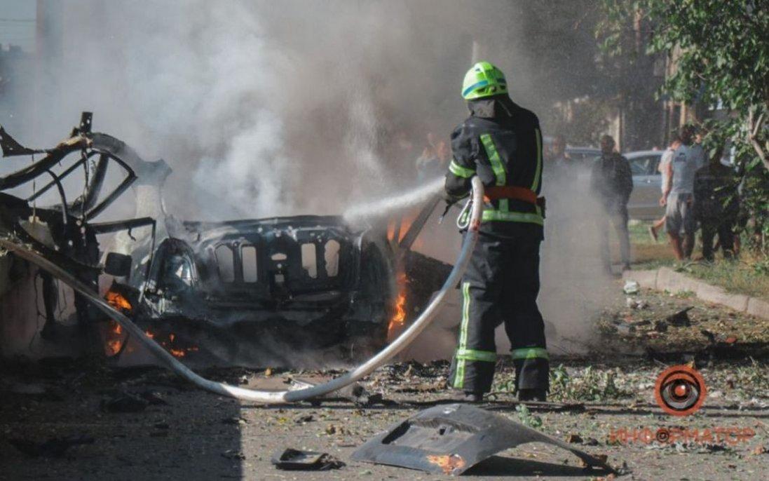 Вибух у Дніпрі назвали терактом: нові подробиці про подію та загиблих