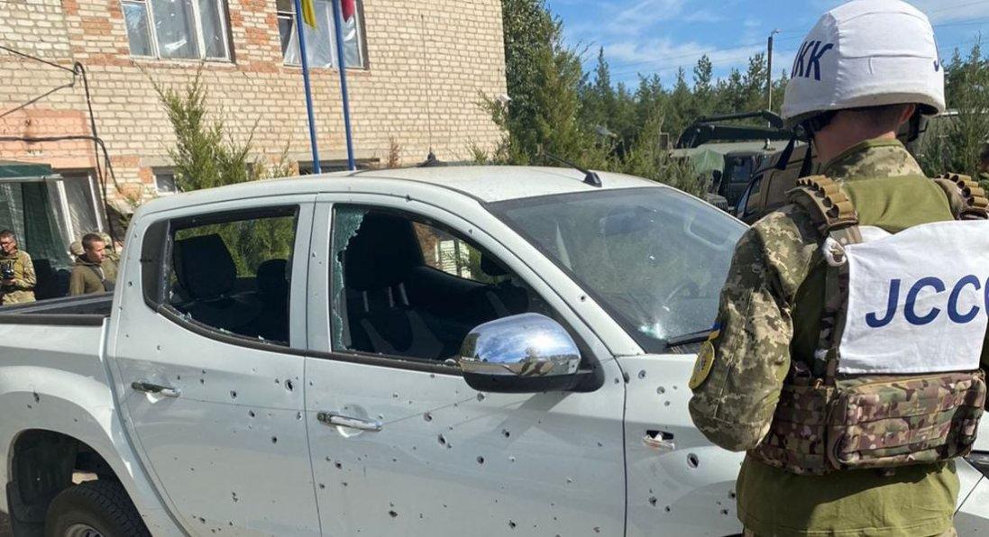 Окупанти обстріляли Щастя: поранений голова місцевої військово-цивільної адміністрації