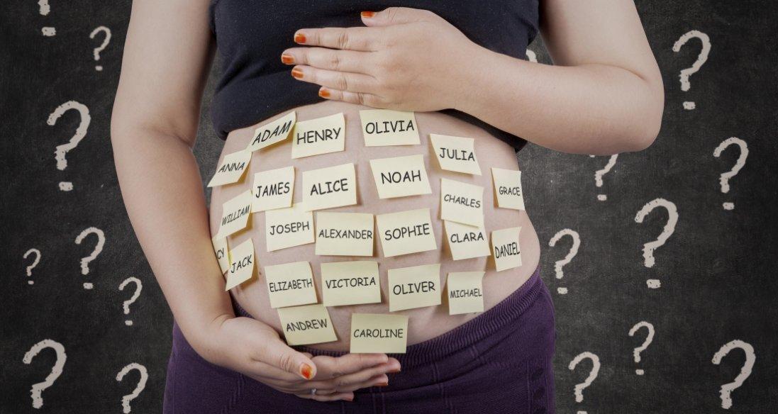 Як вибрати для дитини щасливе ім'я