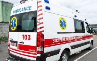 На Тернопільщині частина циркулярноїпилки влучила в шию чоловіка: медики врятували його