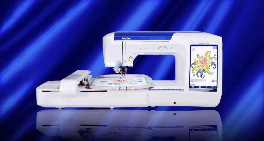 Машинка для вышивания фотопортретов