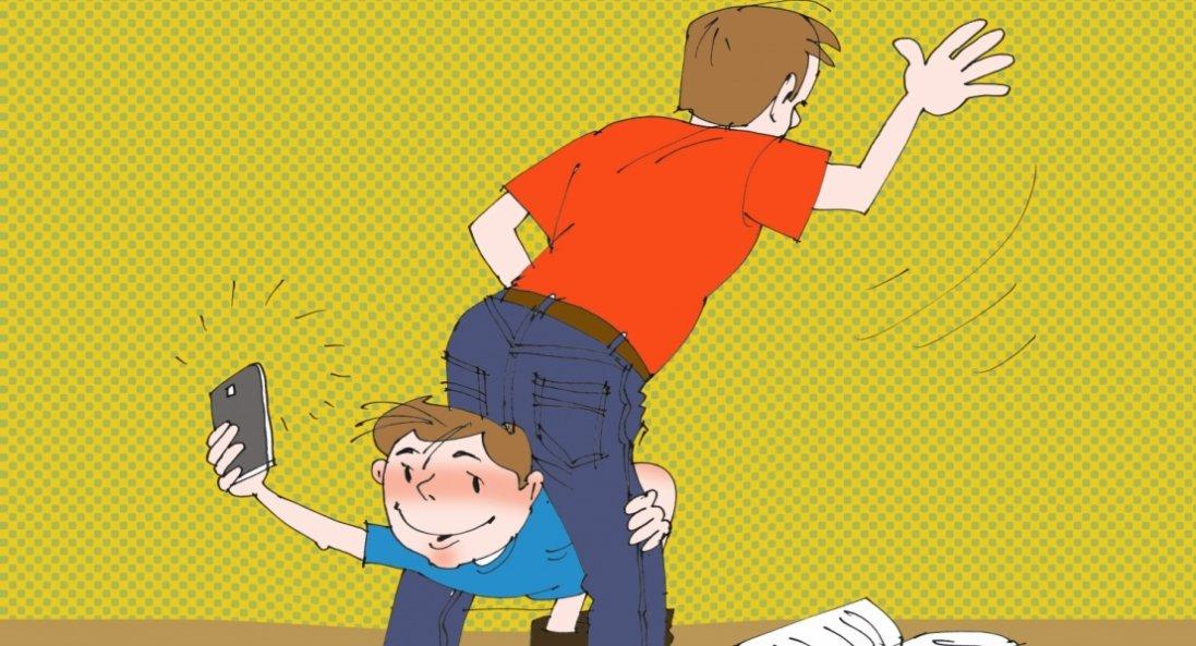 Як впливає на дітей виховання ременем