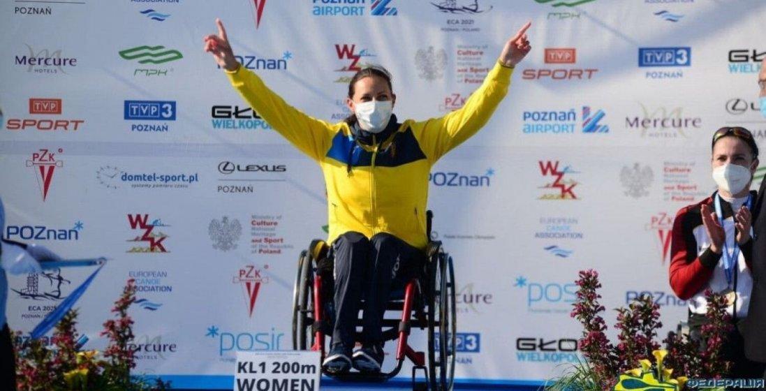 З інвалідного візка – на світову вершину слави!