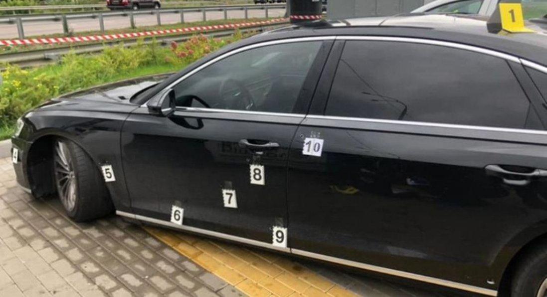 У Зеленського прокоментували обстріл автомобіля Шефіра