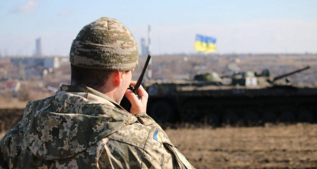 На Донбасі окупанти поранили двох українських військових