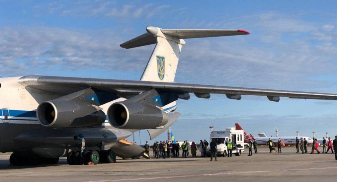 Україна евакуювала з Афганістану ще близько 100 осіб