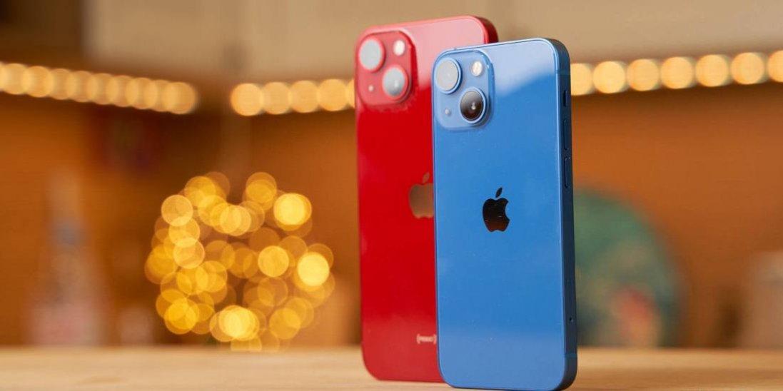 Быстрый обзор iPhone 13 mini