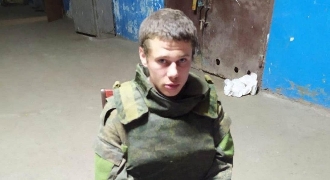 Опублікували відео з бойовиком, який здався ЗСУ
