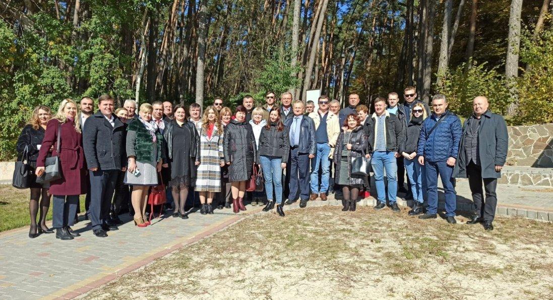 У «Проліску» відбувся День депутата Луцької райради: як це було