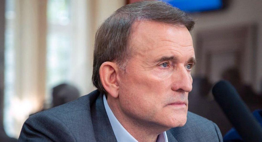 Медведчук отримав клопотання про арешт із заставою в 1 млрд грн