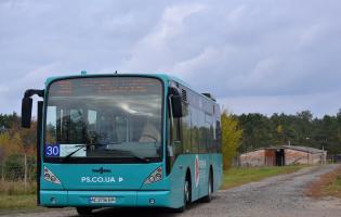 У Луцьку змінили рух маршруту №30