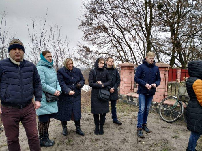 У селі Кульчин триває релігійне протистояння між прихільниками ПЦУ та прибічниками УПЦ (МП) 7