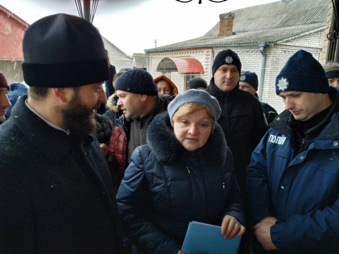 У селі Кульчин триває релігійне протистояння між прихільниками ПЦУ та прибічниками УПЦ (МП) 1