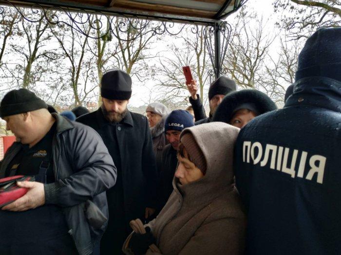 У селі Кульчин Ківерцівського району триває релігійне протистояння між прихильниками ПЦУ та прибічниками УПЦ(МП)5