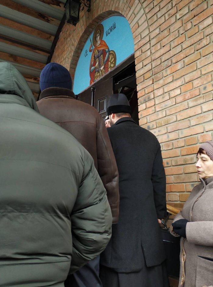У селі Кульчин Ківерцівського району триває релігійне протистояння між прихильниками ПЦУ та прибічниками УПЦ(МП)