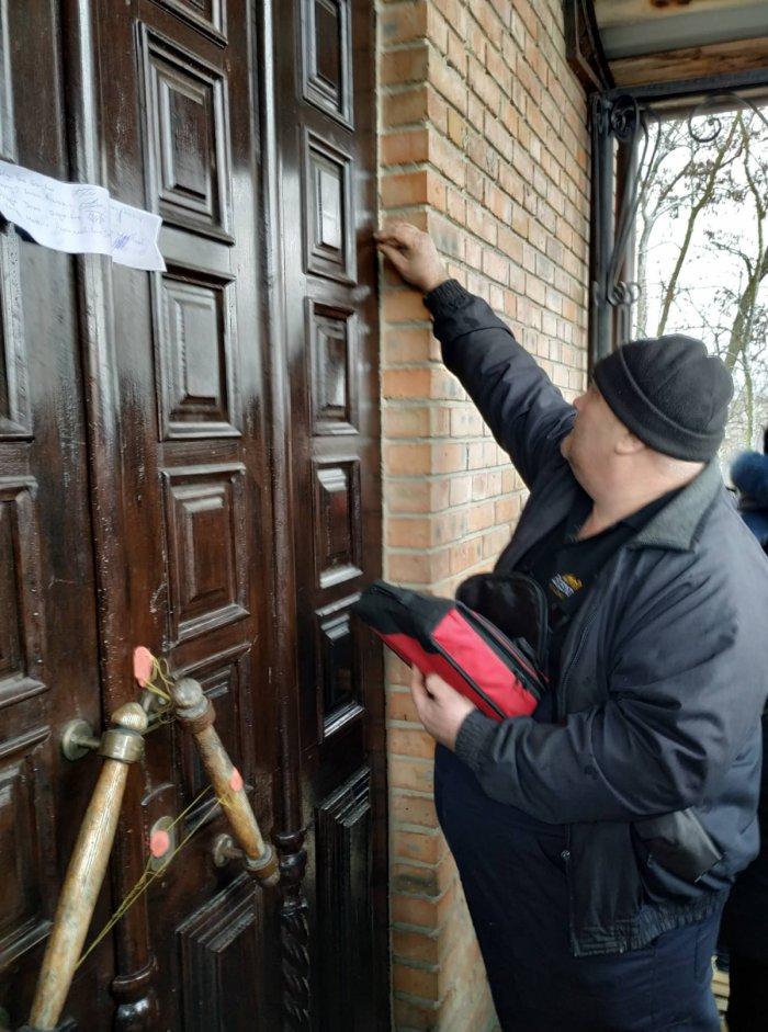 У селі Кульчин Ківерцівського району триває релігійне протистояння між прихильниками ПЦУ та прибічниками УПЦ(МП)6