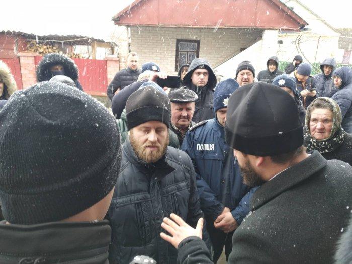 У селі Кульчин Ківерцівського району триває релігійне протистояння між прихильниками ПЦУ та прибічниками УПЦ(МП)7