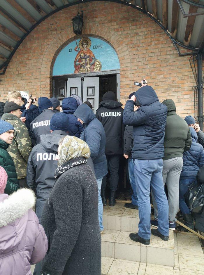 У селі Кульчин Ківерцівського району триває релігійне протистояння між прихильниками ПЦУ та прибічниками УПЦ(МП)1