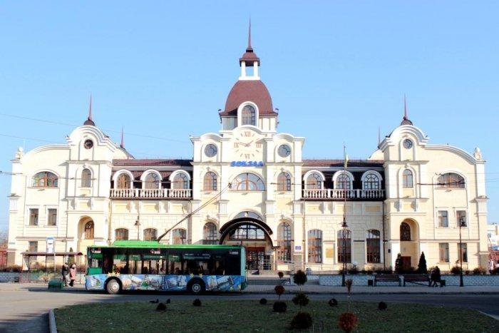 Романтика луцького вокзалу