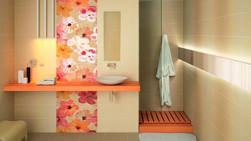 Цветы для ванной фото